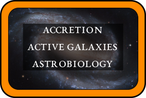 WG Duschl: Accretion, Active Galaxies, Astrobiology