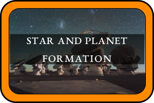 WG Wolf: Star- and Planet Formation