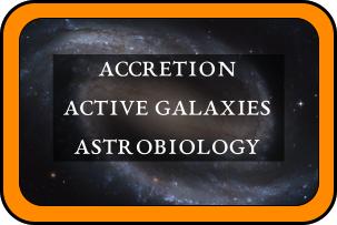 WG Duschl: Accretion, Active Galaxies, Astrobiology