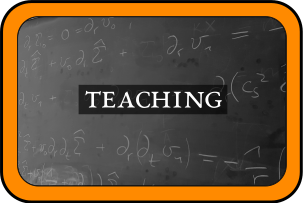 Teaching - Astrophysical Department